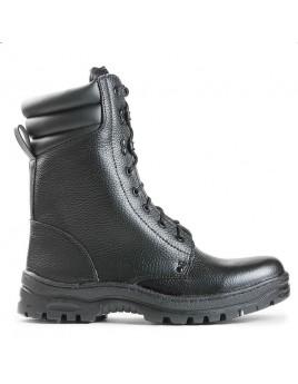 Ботинки зимние А65НМ Резина (кожа, натуральный мех)