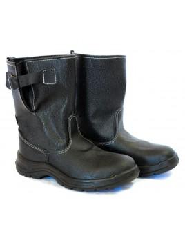 Сапоги зимние М-3 ПУ (юфть/кирза; искусственный мех)