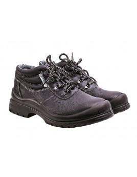 Ботинки зимние МС1 ПУ/ТПУ (юфть, шерсть)